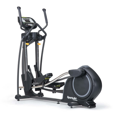 SportsArt E835 adjustable elliptical